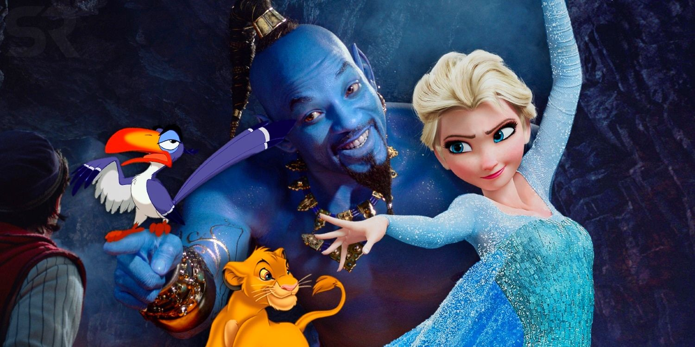 Aladdin Every Easter Egg Secret Disney Reference Screen
