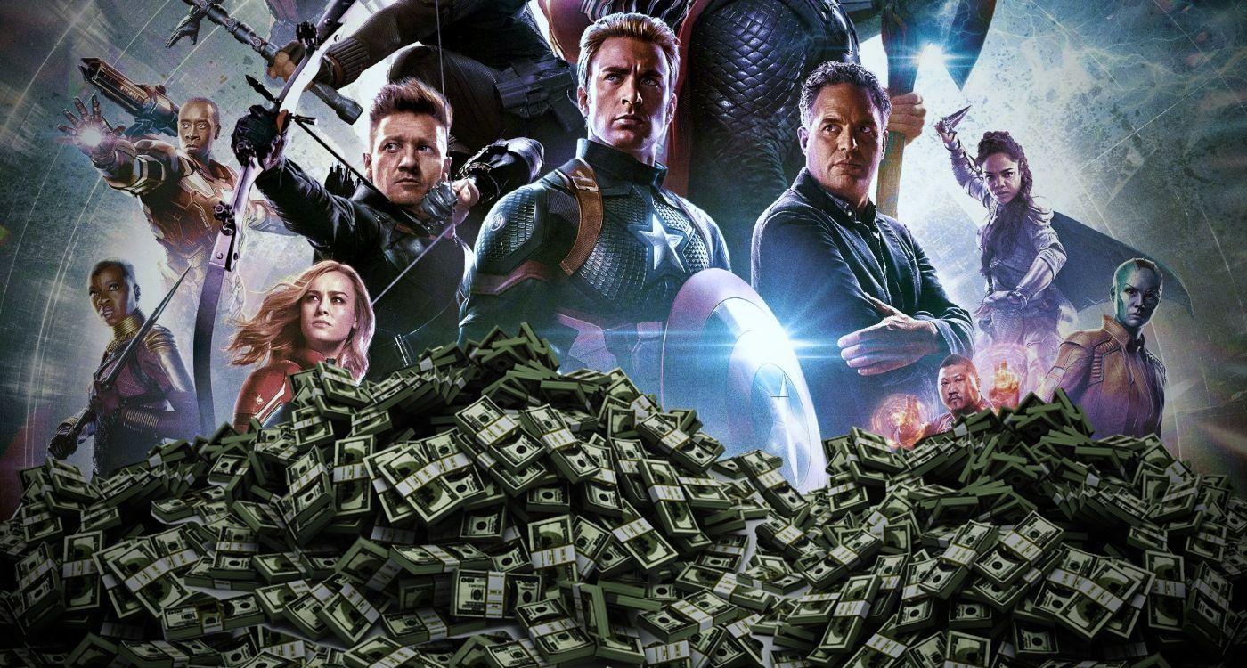 Avengers 4 Box Office