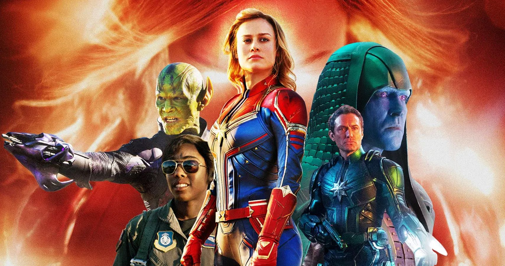 Captain Marvel смотреть онлайн