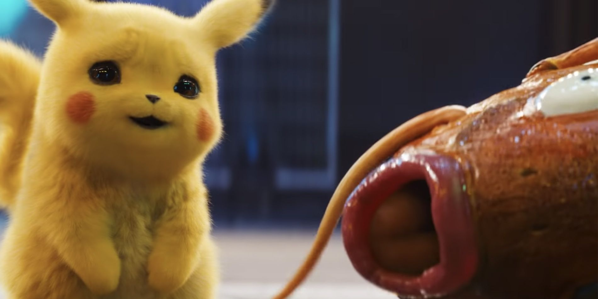 How Did Magikarp Evolve Even Detective Pikachu S Writer Doesn T Know