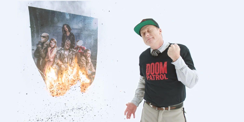 Doom Patrol's Villain Mocks The Show's Slow Plot
