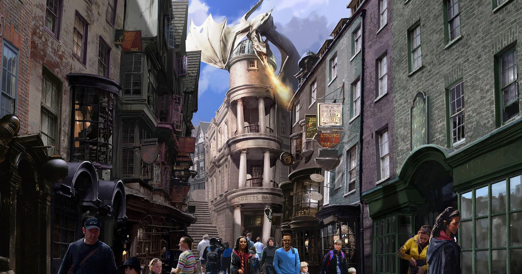 Harry Potter: 5 Locations Based On Real-Life Places (& 5 That Were Completely Made Up)