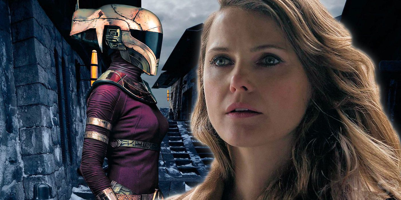 Who Is Zorri Bliss Keri Russell S Star Wars 9 Character Explained