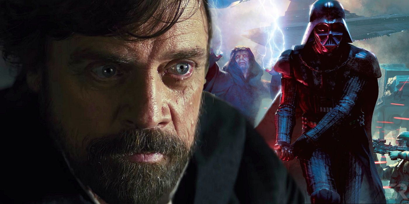 Star Wars Theory: How The JEDI Created The Sith | Screen Rant