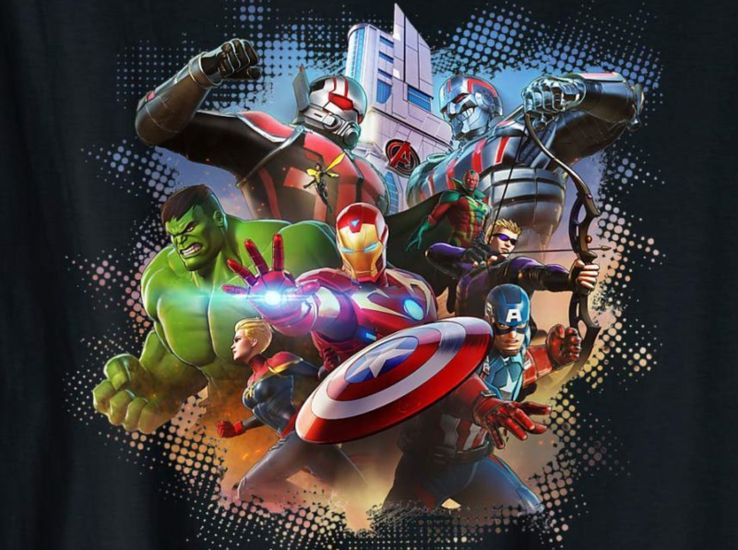 Marvel Ultimate Alliance 3 Merch Reveals New Characters