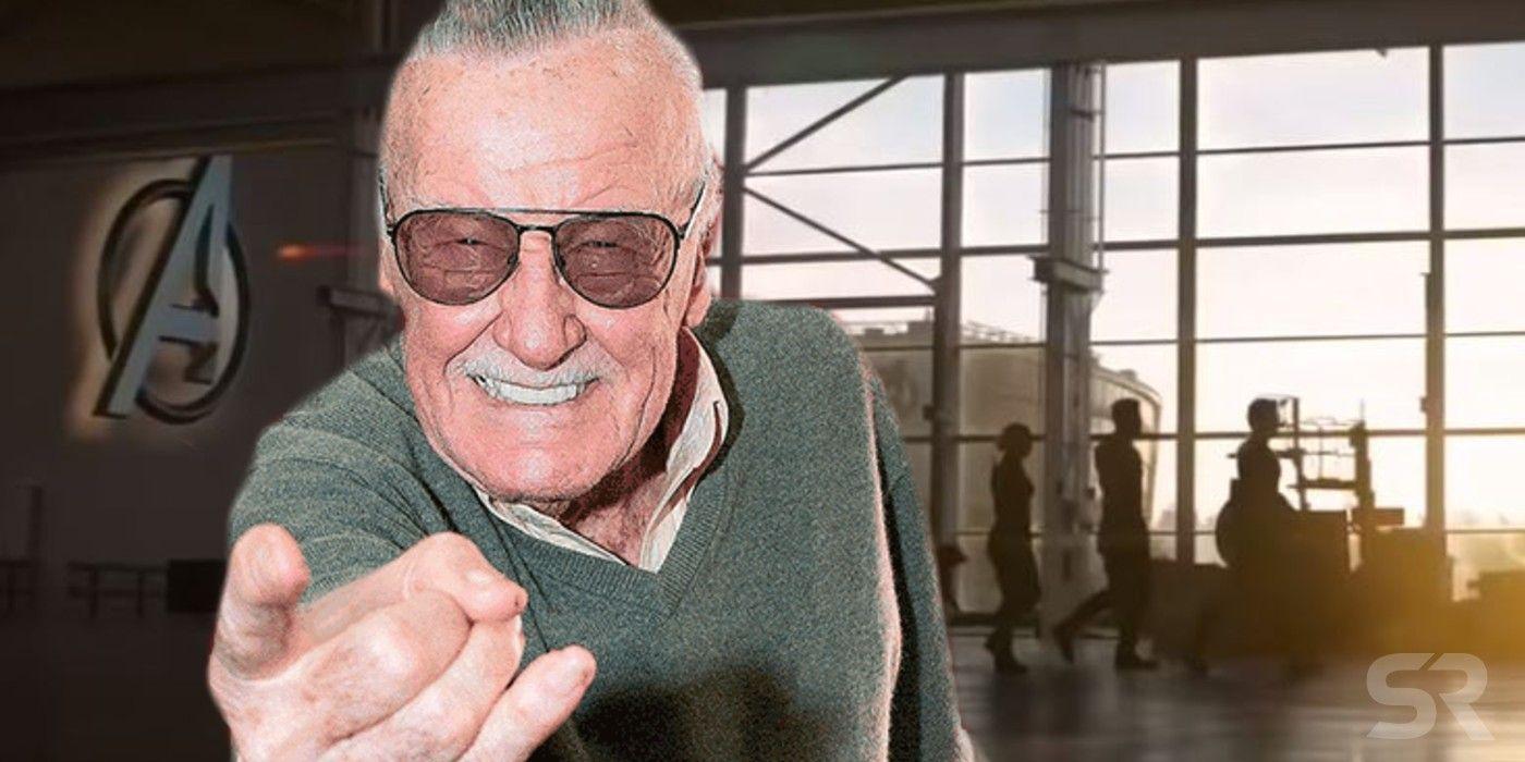 Stan Lee Endgame