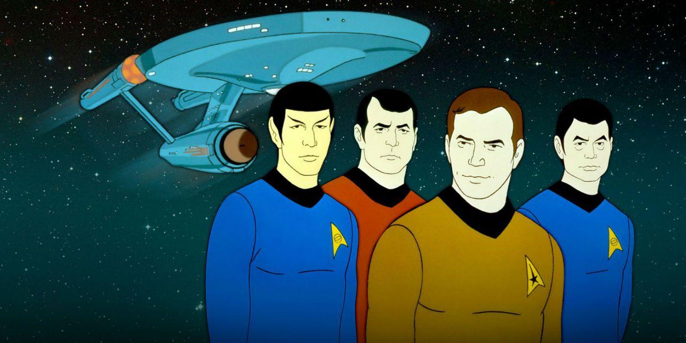 Star Trek: The Animated Series   TV fanart   fanart.tv