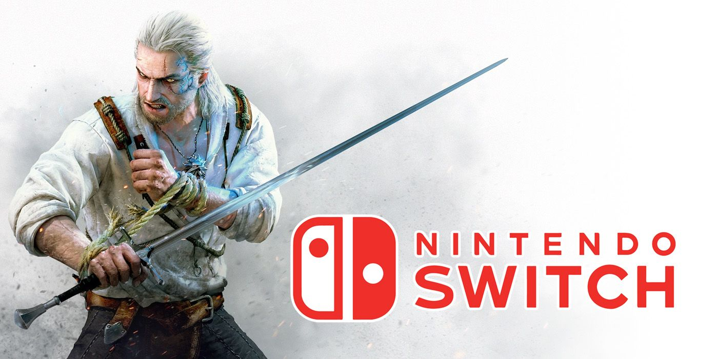 The Witcher 3 Nintendo Switch Port Leaks | Screen Rant