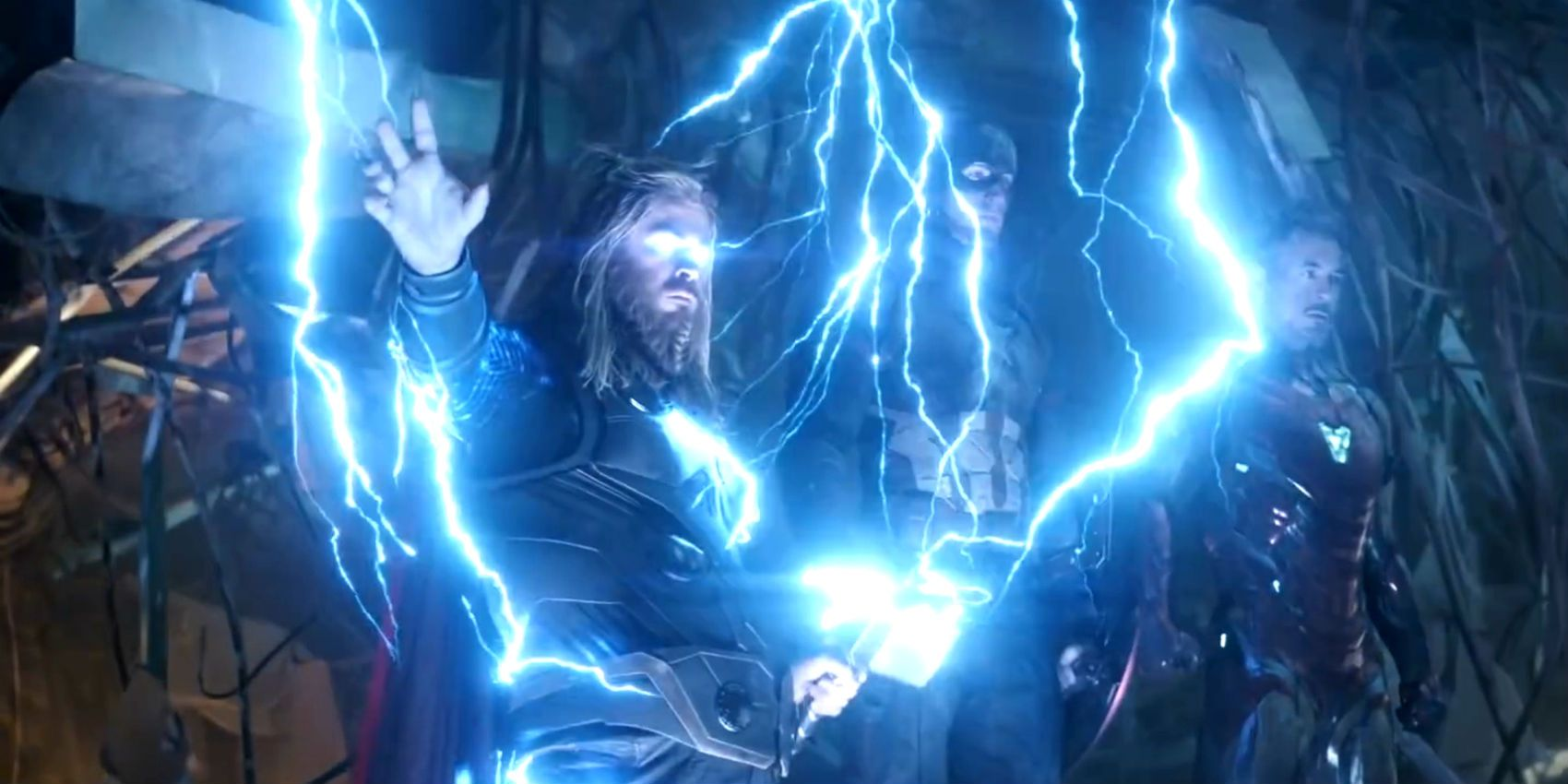 How Captain America Can Summon Lightning With Thor S Hammer In Endgame