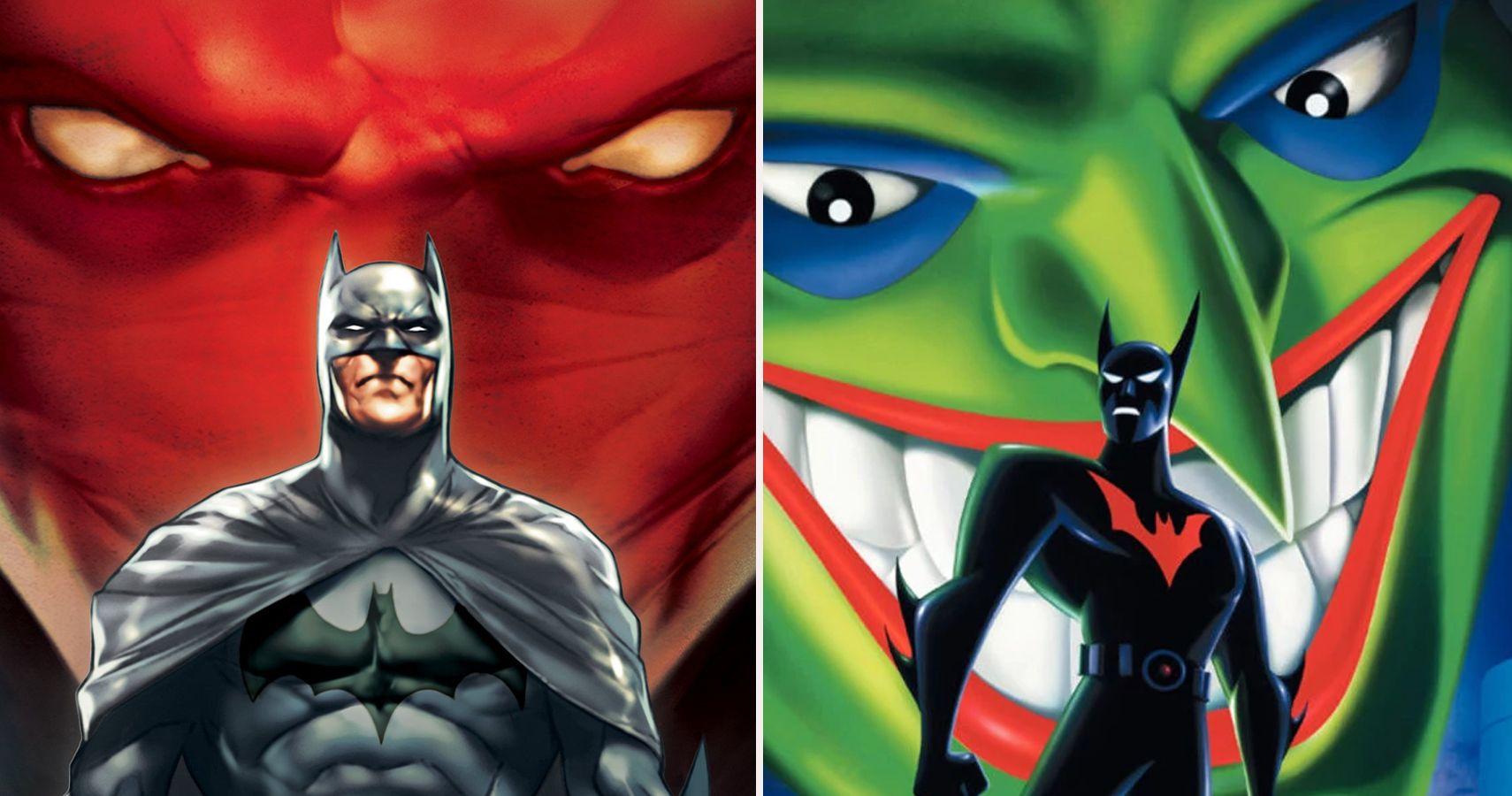 Free batman cartoon movies