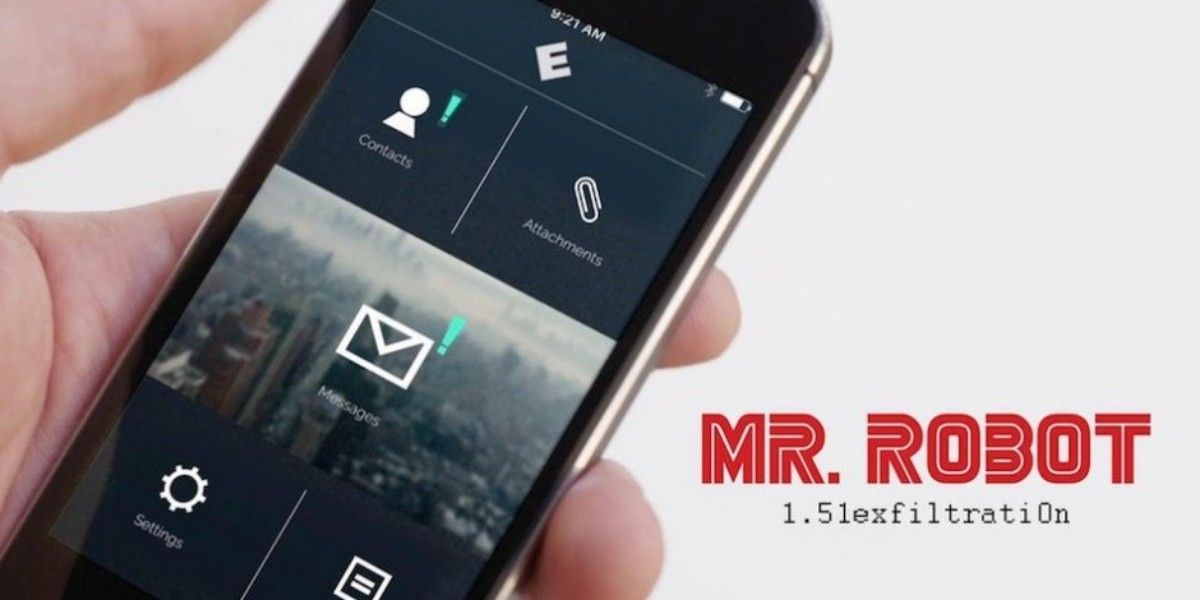 TV and Movie News 10 Technological Threats In Mr  Robot That