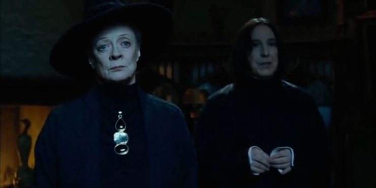 Harry Potter: 12 Times Professor McGonagall Proved She's The Best Character In The Series