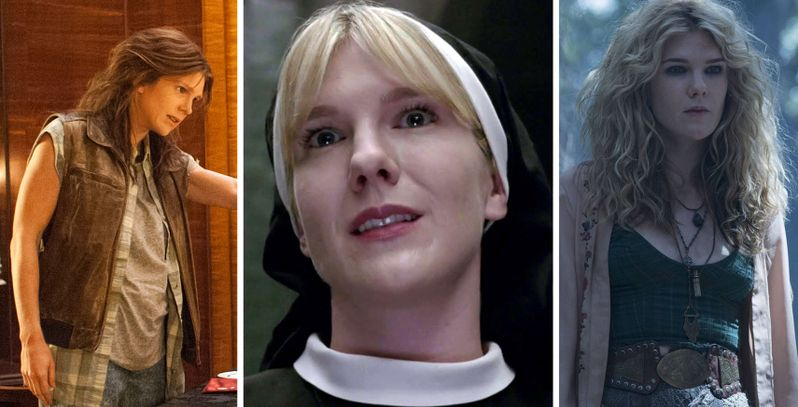 AHS: All Of Lily Rabe's Characters, Ranked | ScreenRant