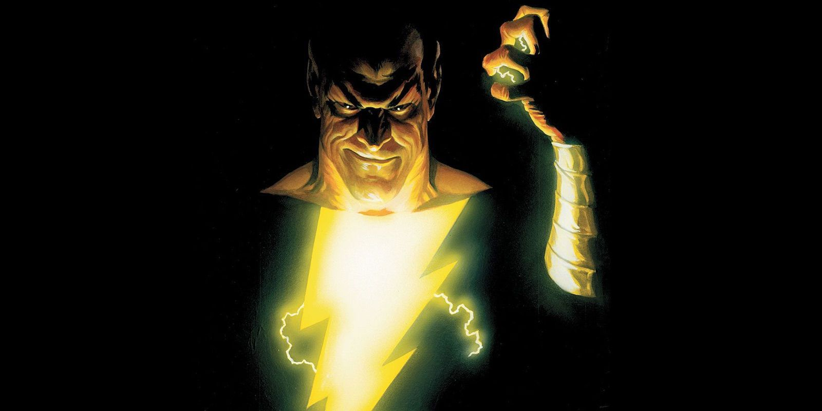 DC's Black Adam Movie Gets Official 2021 Release Date (& First Image)