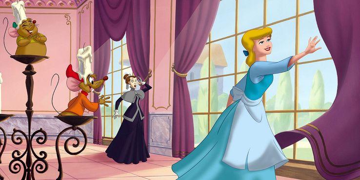 Cinderela 2: Os Sonhos Se Realizam (Fonte: Disney/Divulgação)