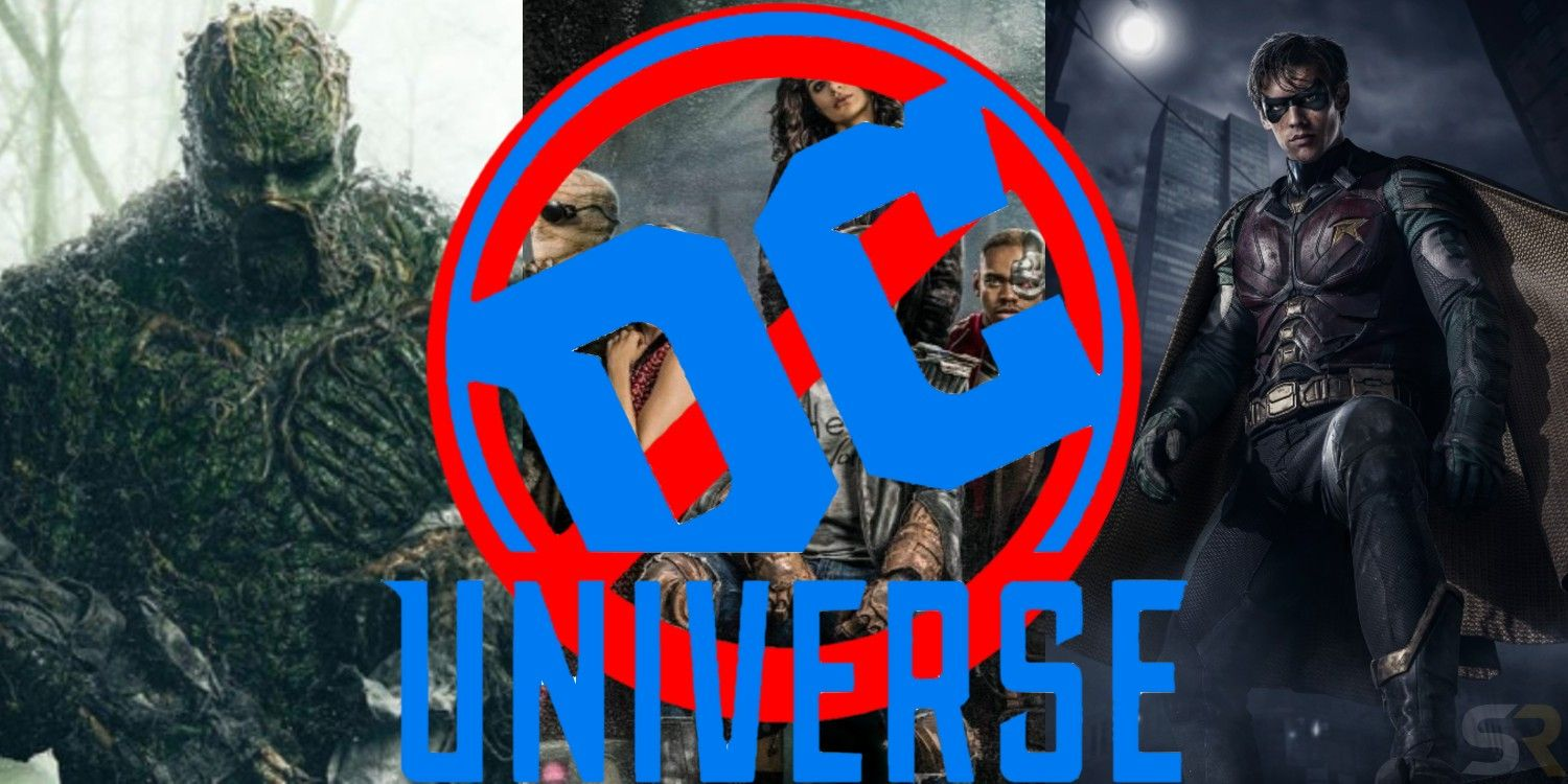 Dc Streaming Service