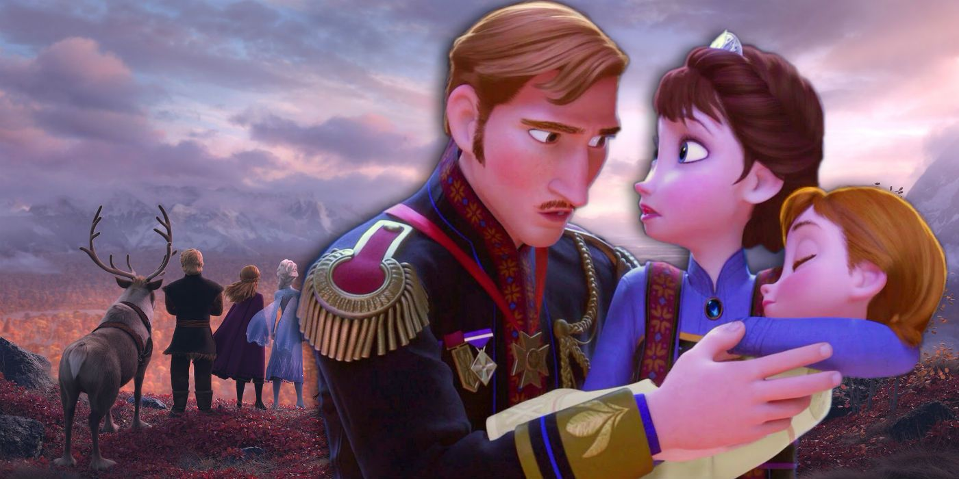 Frozen 2 Theory Elsa And Anna S Parents Are Alive Screen Rant