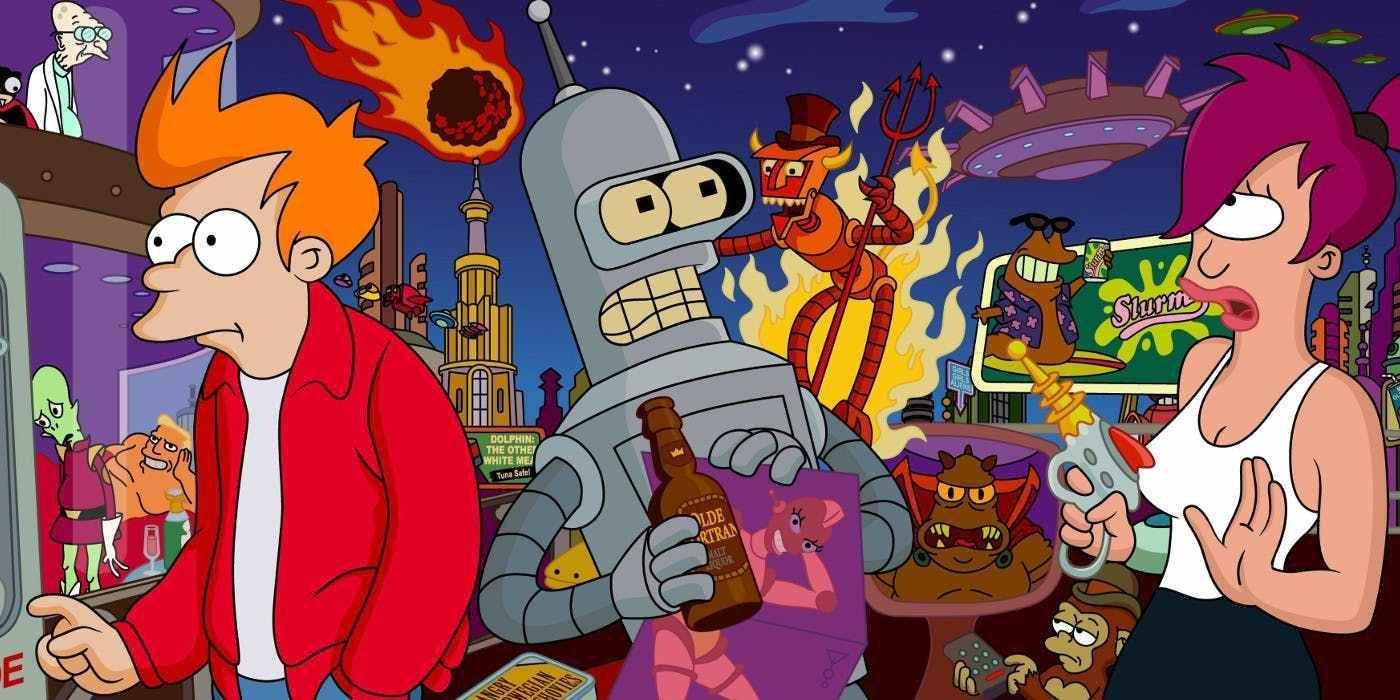 Futurama  Best  U0026 Worst Characters  Ranked