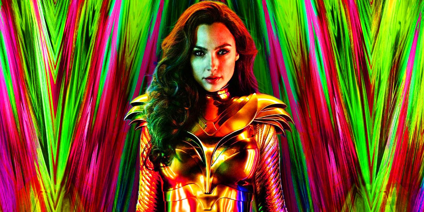Wonder Woman 1984 Behind The Scenes Image Features Amazon's New Costume