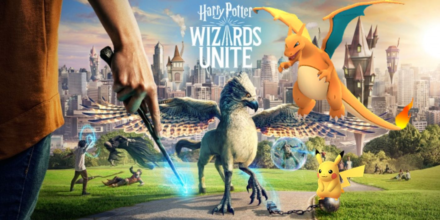 f4c4a709a0400 Harry Potter: Wizards Unite Isn't The Next Pokemon GO
