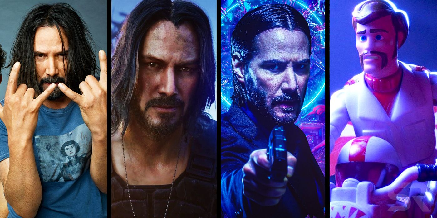 Every Upcoming Keanu Reeves Movie, TV Show & Video Game