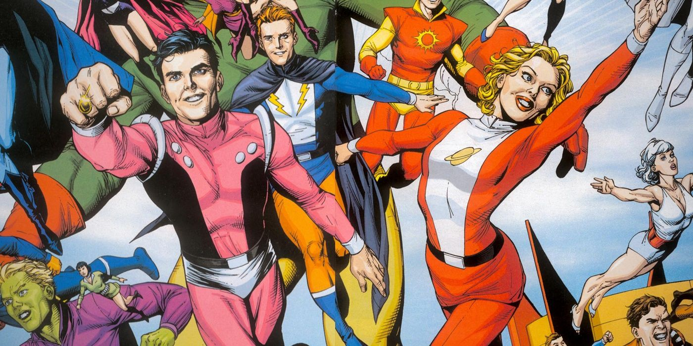Legion Der Superhelden