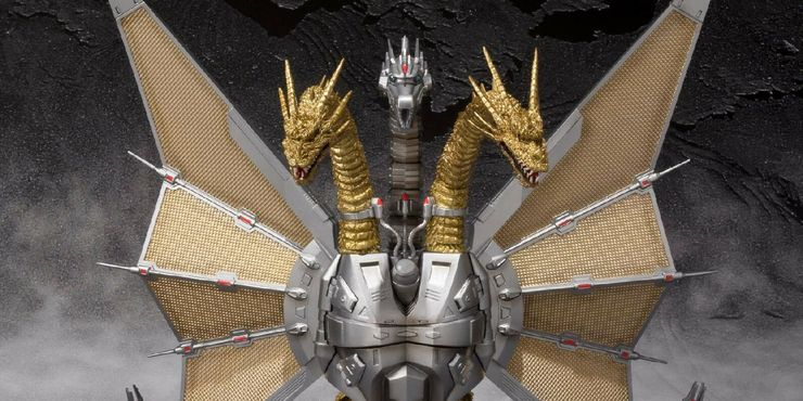 Theory Mechagodzilla Dies To Create Mecha Ghidorah In Godzilla Vs Kong