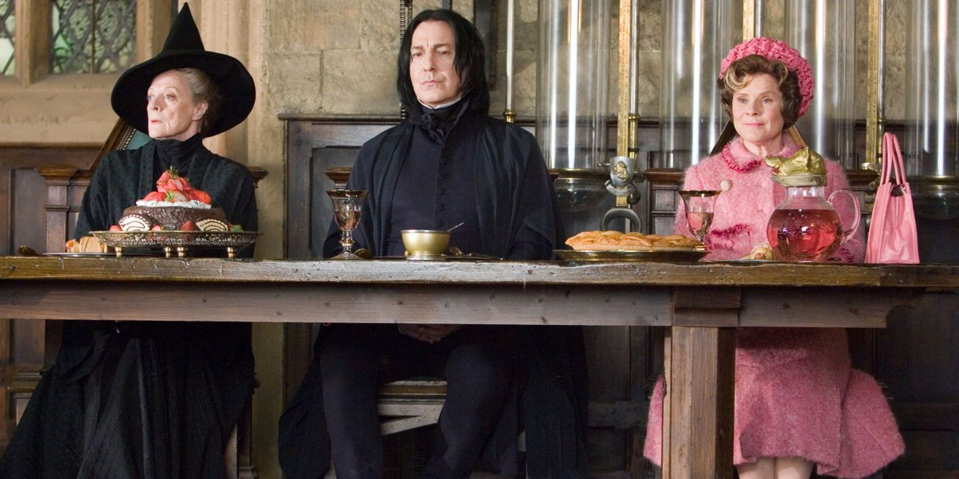 Harry Potter: Professor Snape's 10 Best Teaching Quotes At Hogwarts