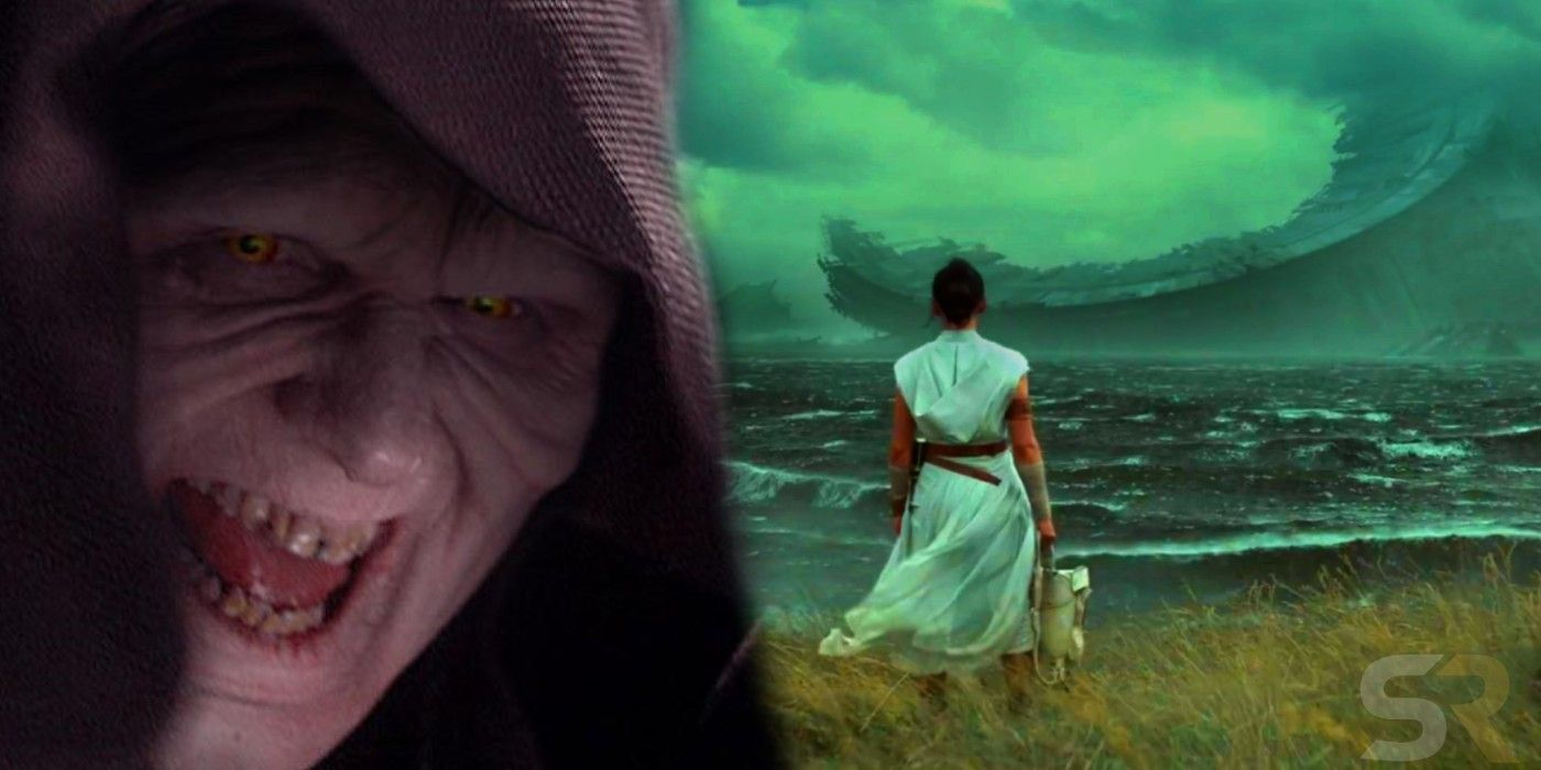 rise of skywalker u0026 39 s palpatine reveal is star wars 9 u0026 39 s