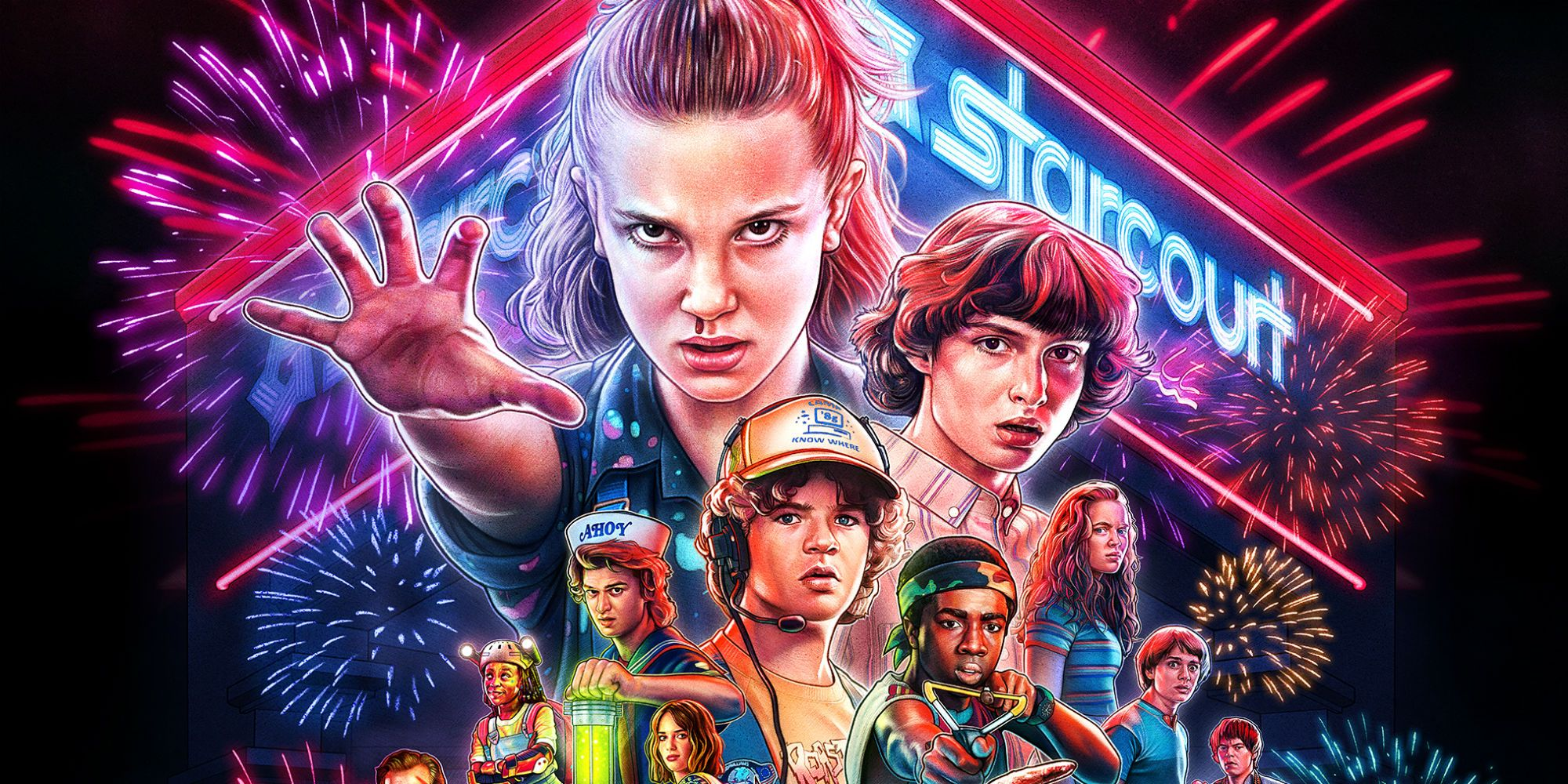 Stranger Things Soundtrack Guide: Every Song In Season 3