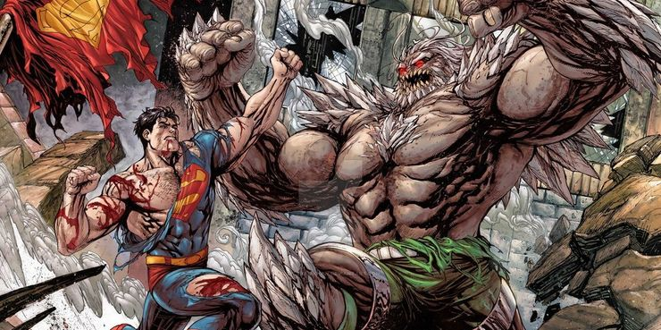 Superman Vs Doomsday Who Is Actually Stronger Screenrant