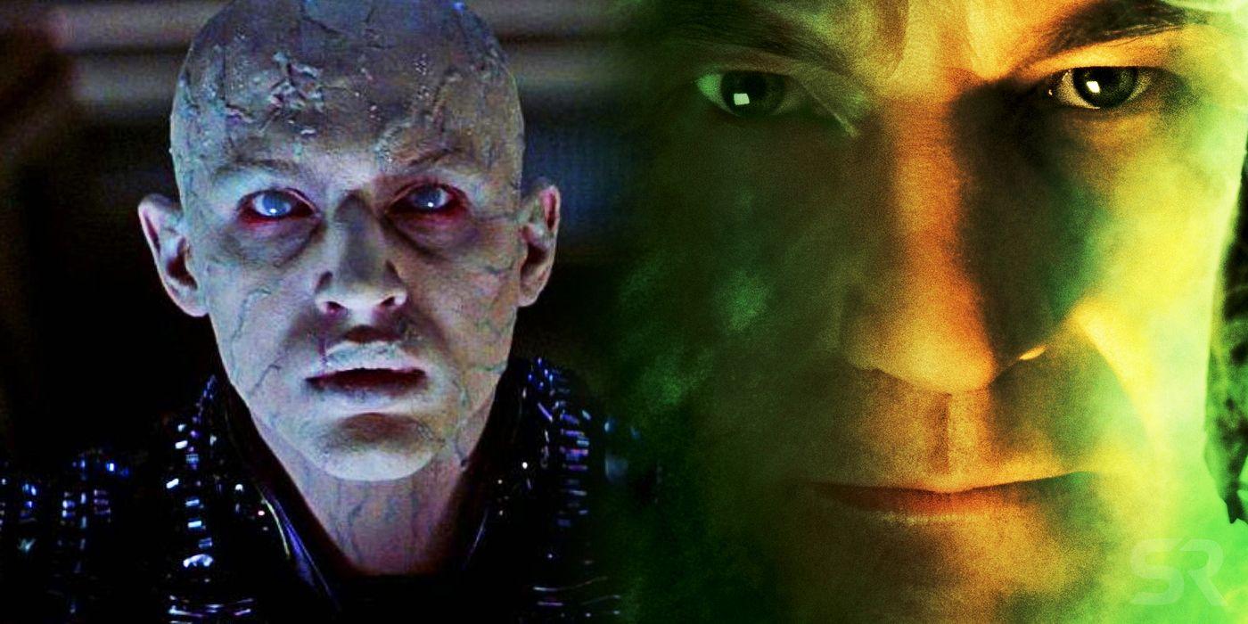 Star Trek Nemesis Deepfake Replaces Tom Hardy With Patrick