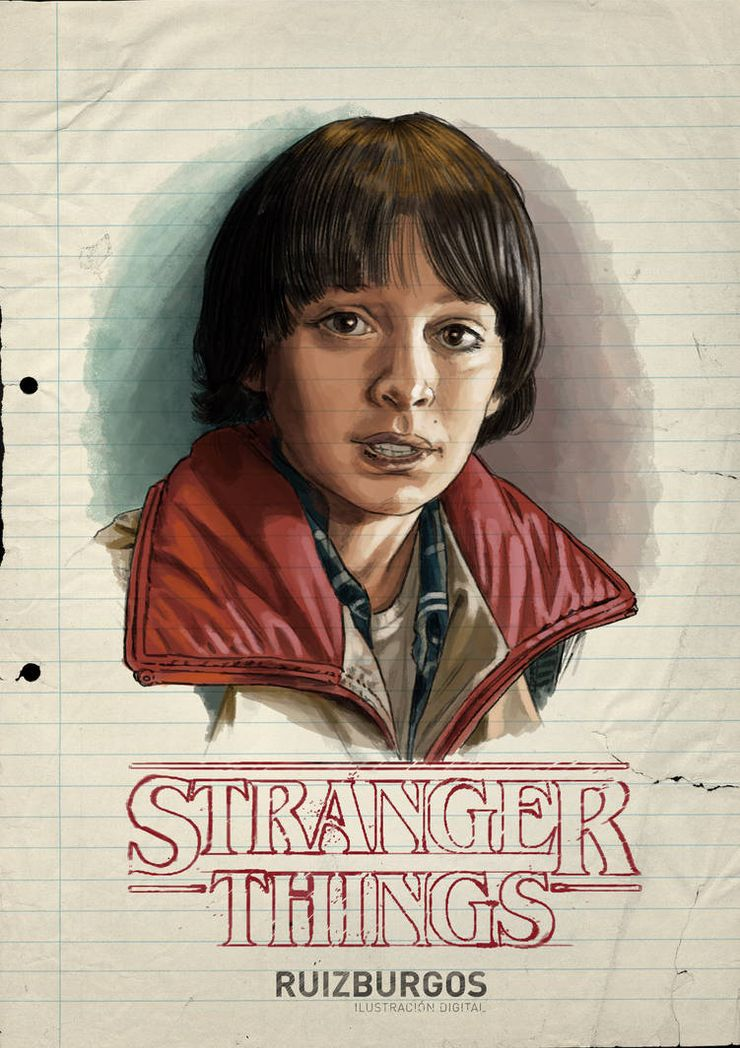 Will   La Boutique Stranger Things