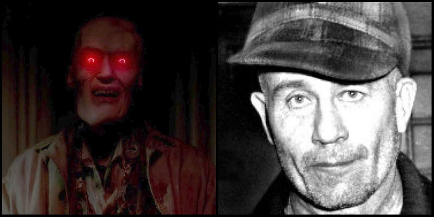 Gerald S Game The Crypt Creeper Is Based On A Real Person