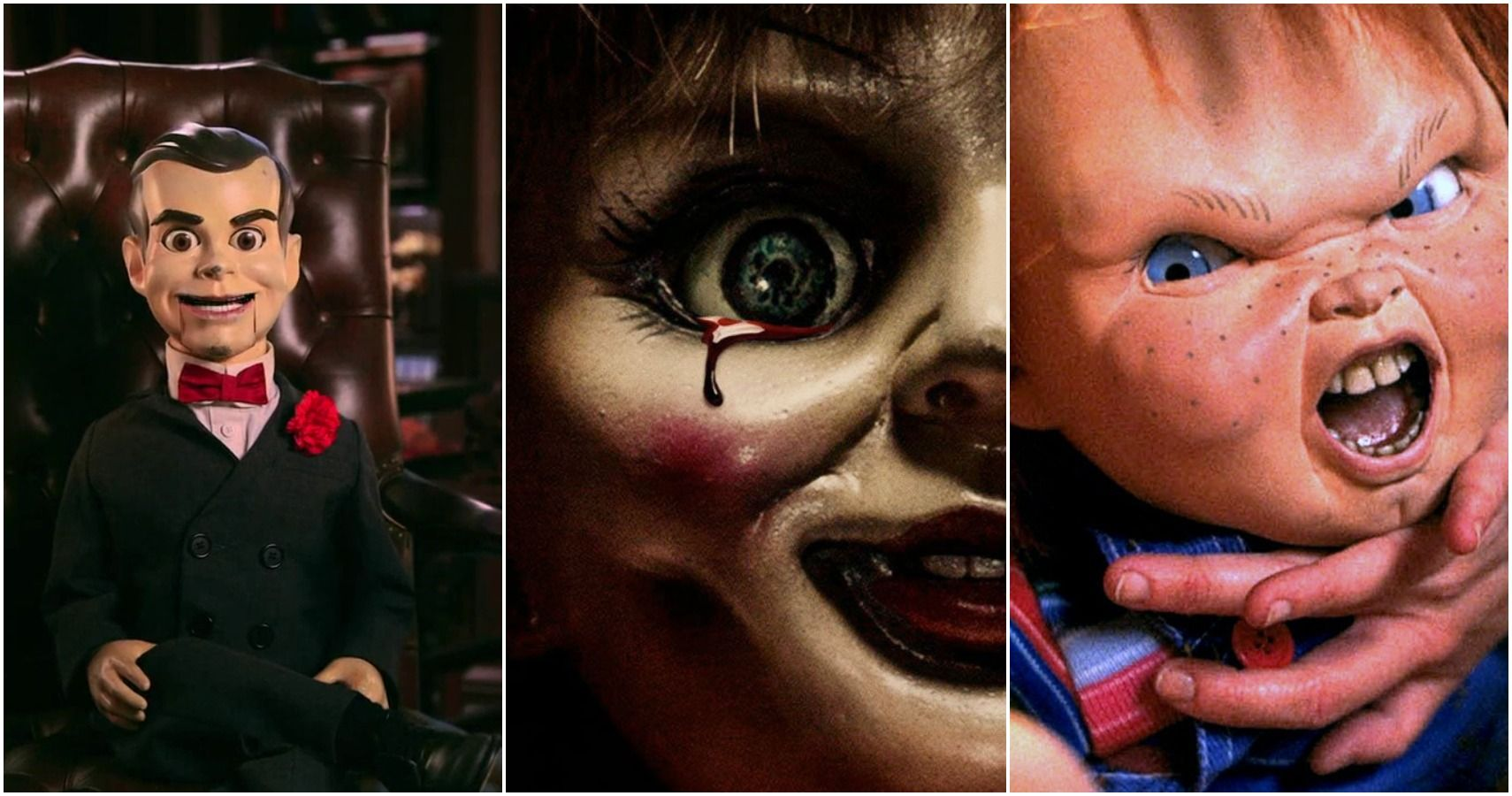 Ranking The 10 Scariest Killer Dolls In Movies | ScreenRant