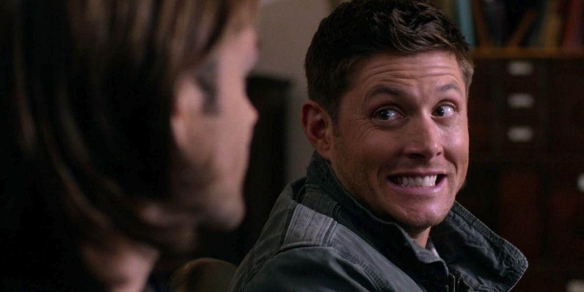 Supernatural: Jensen A...