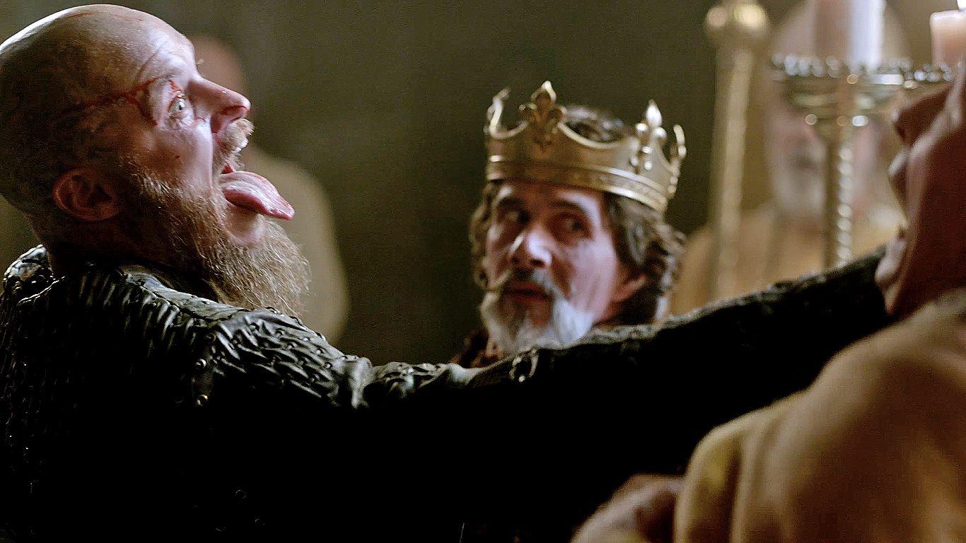 Лучшие моменты и серии сериала викинги - топ 5