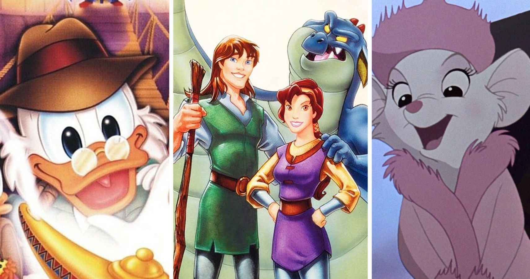 10 Animated Films That 90s Kids Have Forgotten About