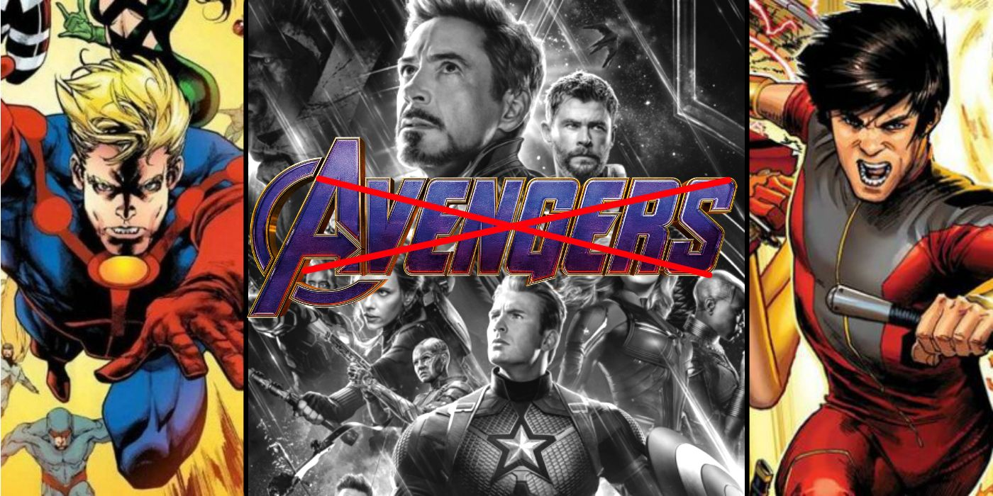 No Avengers 5 In MCU Phase 4? Here's Why Marvel Didn't ...