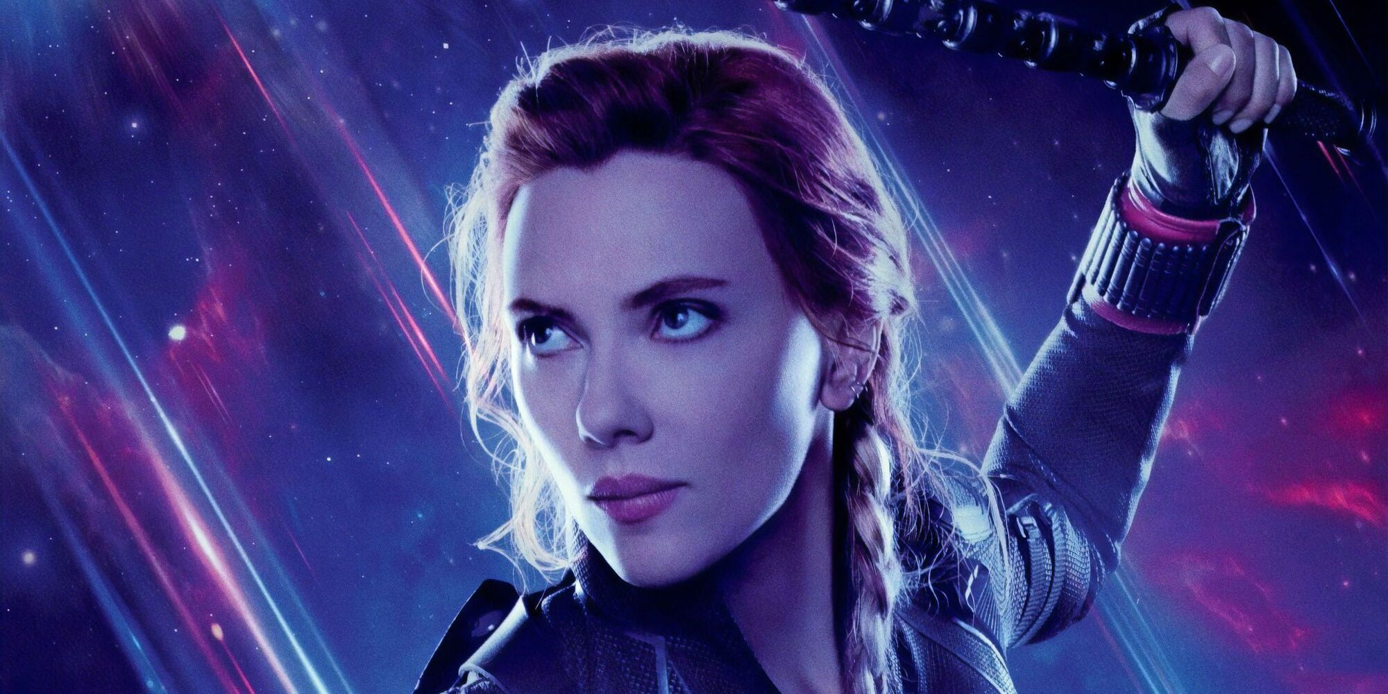 Wakanda Themed Black Widow Showcased In New Endgame Concept Art
