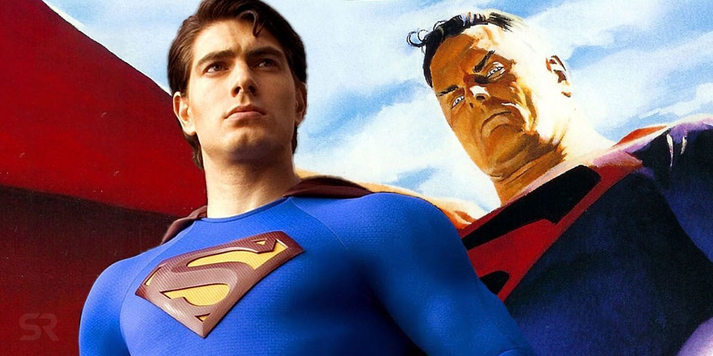 Kingdom Come Superman Explained: How Brandon Routh's New ...