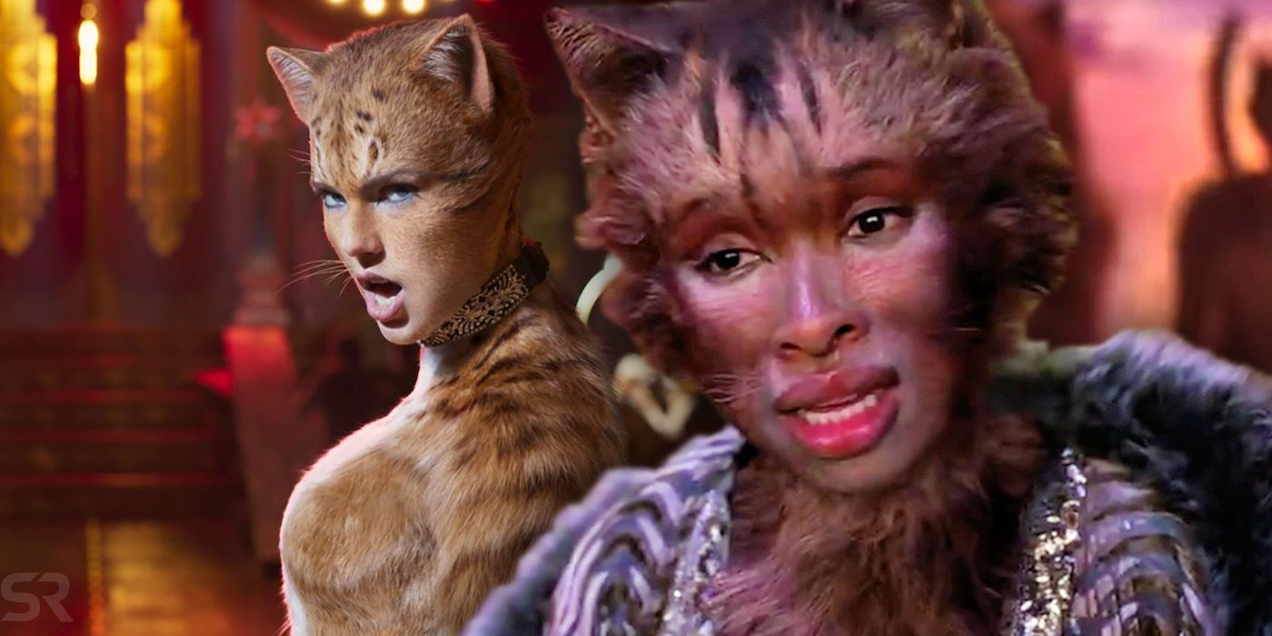 Why The Cats Movie Looks So Terrifying