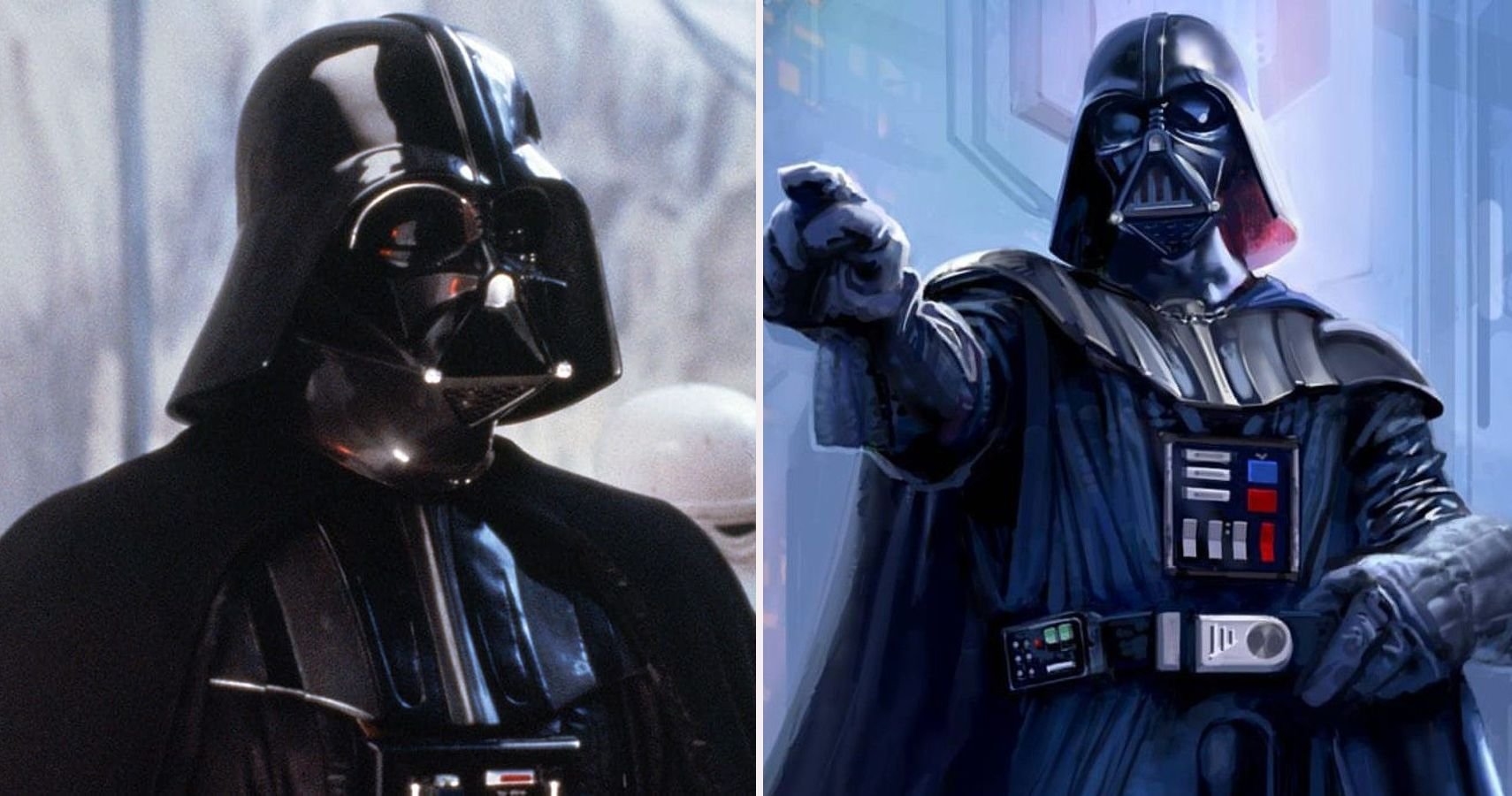 star wars: 10 things you didn't know about darth vader's suit