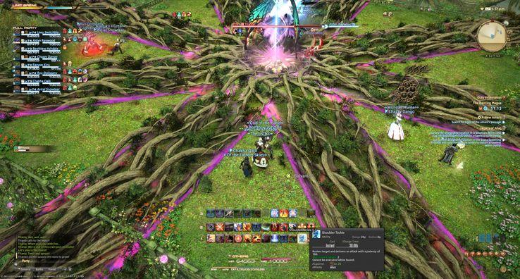 Final Fantasy XIV Guide: How to Beat Titania | Screen Rant
