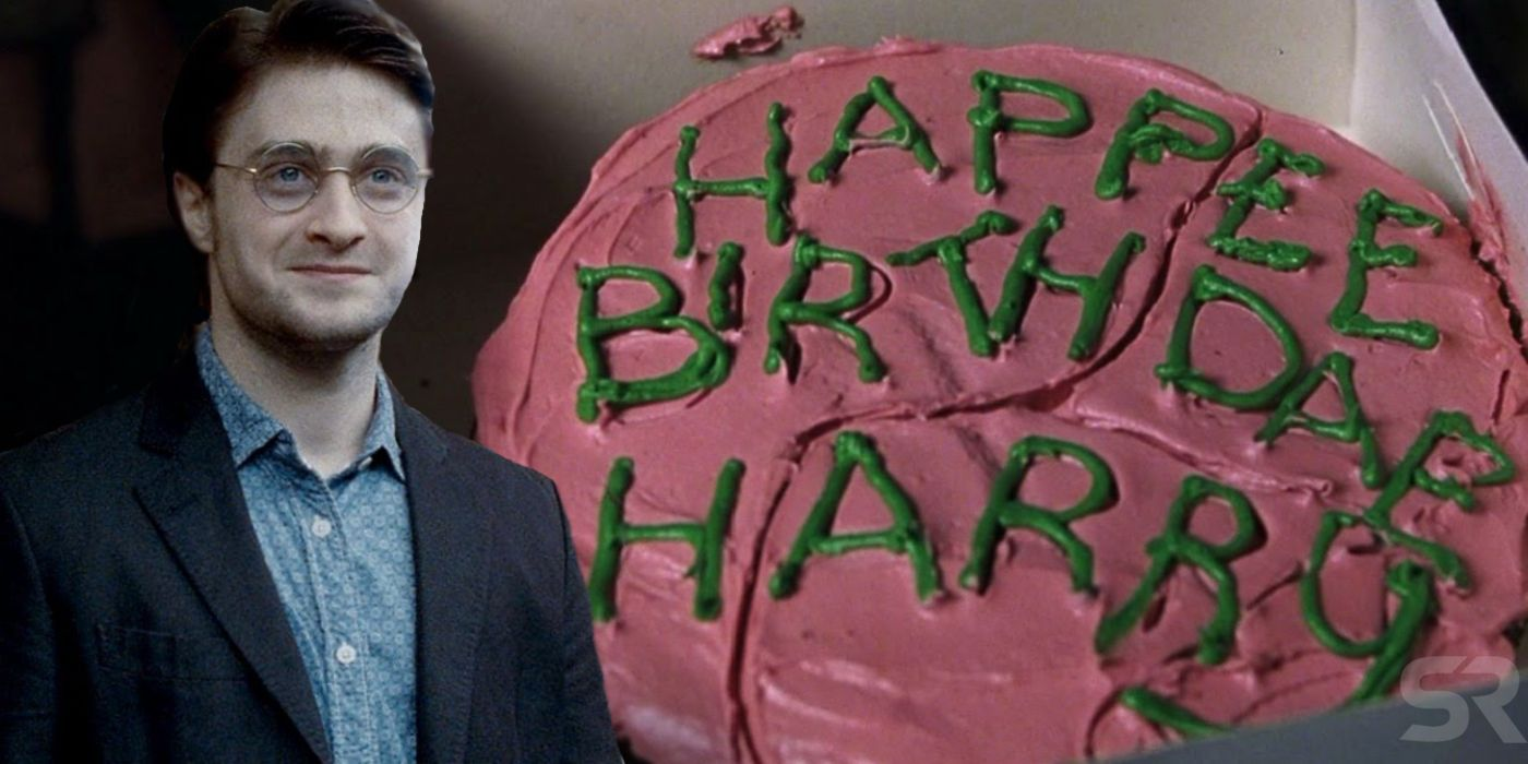 Marvelous Harry Potters Birthday Everything Canon That Happened On July 31St Funny Birthday Cards Online Alyptdamsfinfo