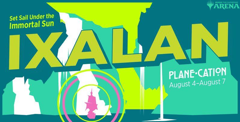 EXCLUSIVE: Magic Arena's Next Plane-Cation is Ixalan