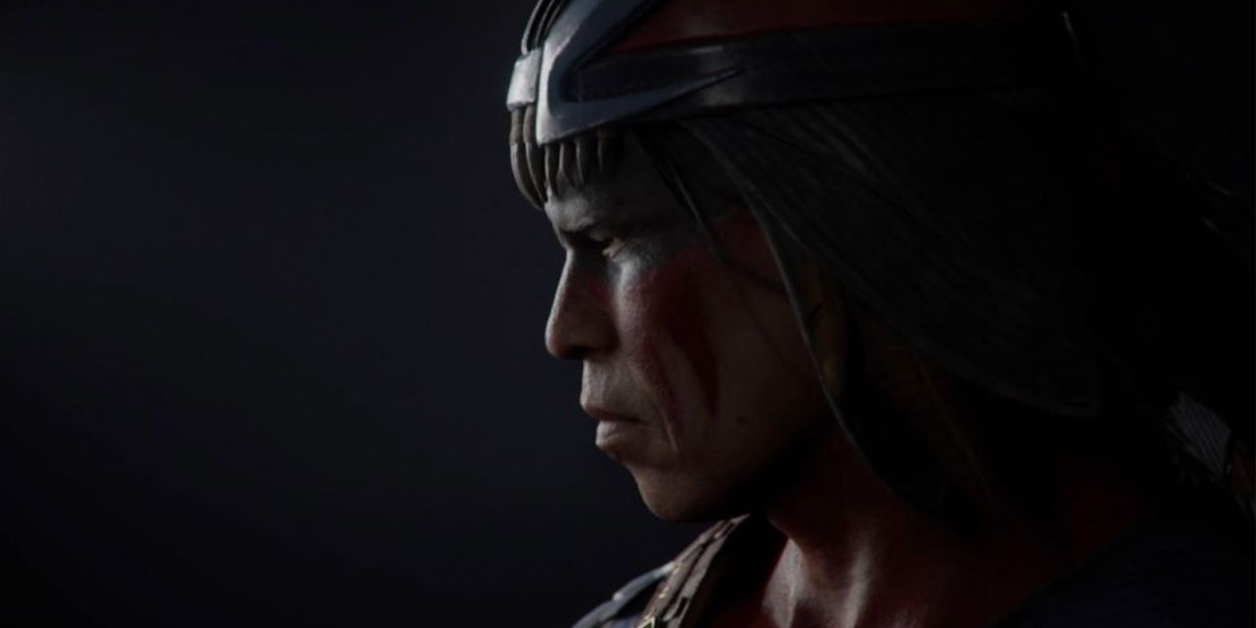 Mortal Kombat 11's Nightwolf Looks Younger in First Image