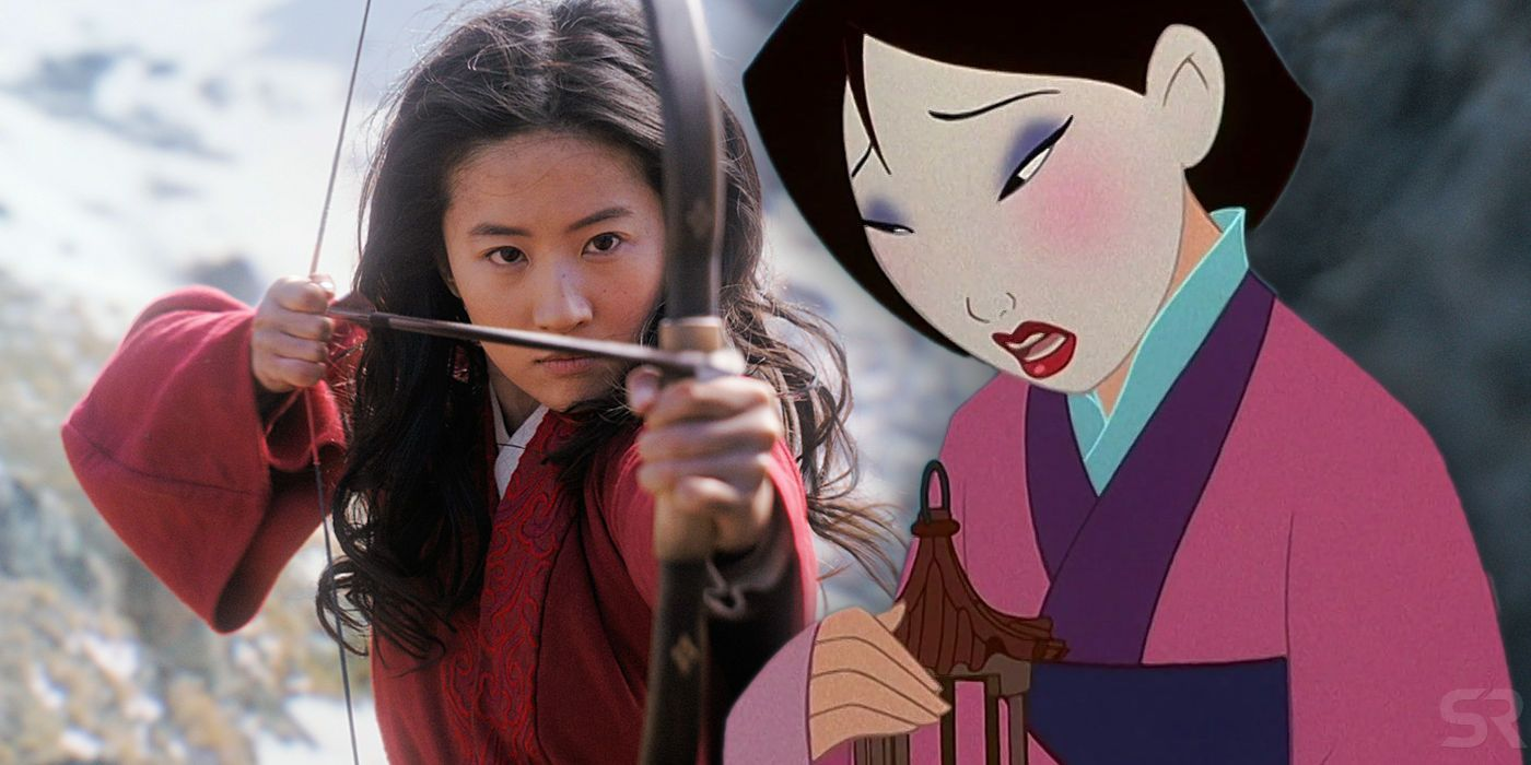 Expectations in Mulan Remake