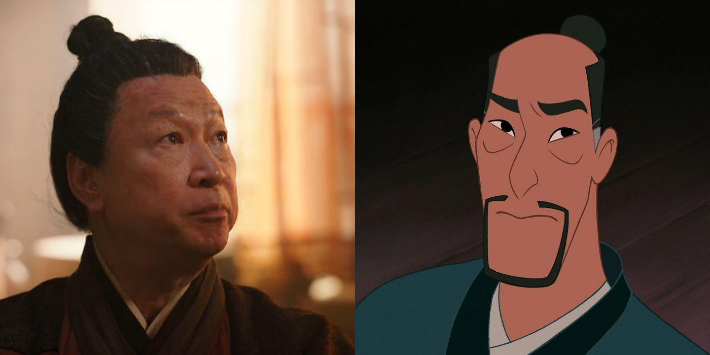 Tzi Ma em Mulan (Foto: Divulgação/Disney)