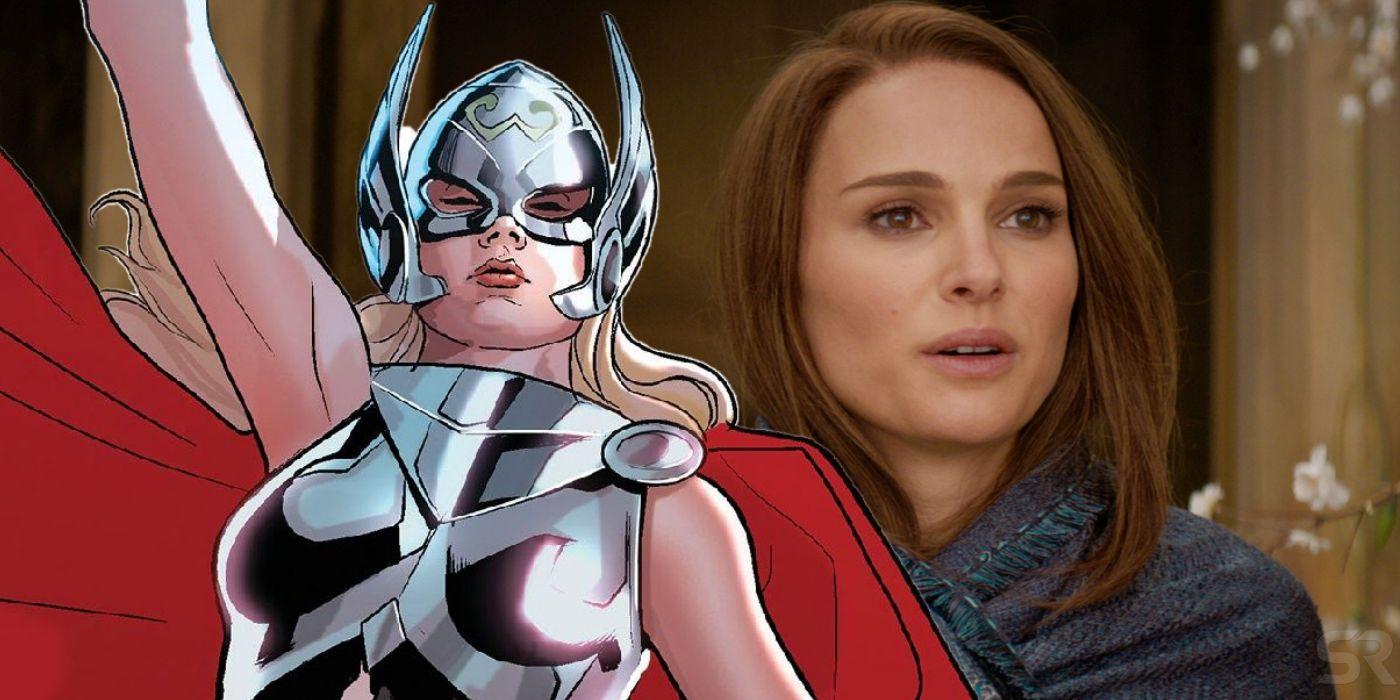 Thor: Love & Thunder Workouts Are Super-Tiring For Natalie Portman